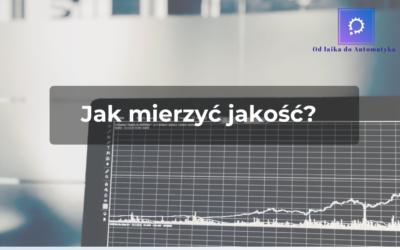 Jak mierzyć jakość oprogramowania?